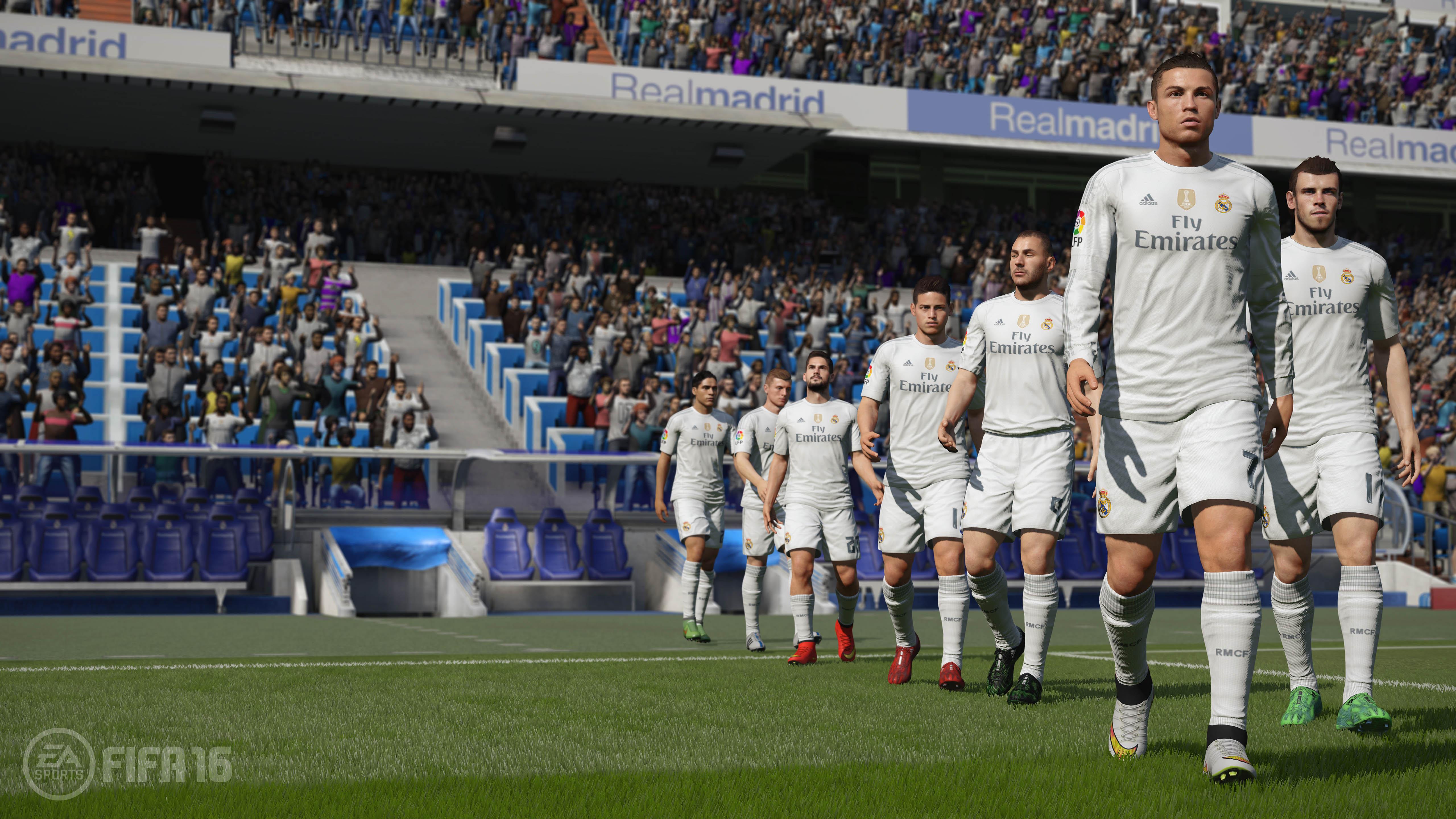 FIFA 16 - Real Madryt