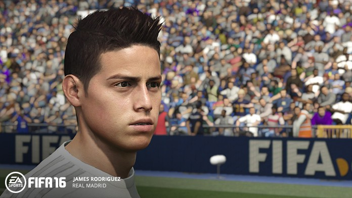 FIFA 16 - Real Madryt