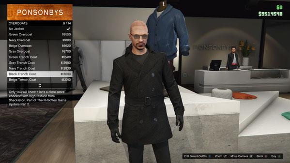 GTA Online - Brudny Szmal 2