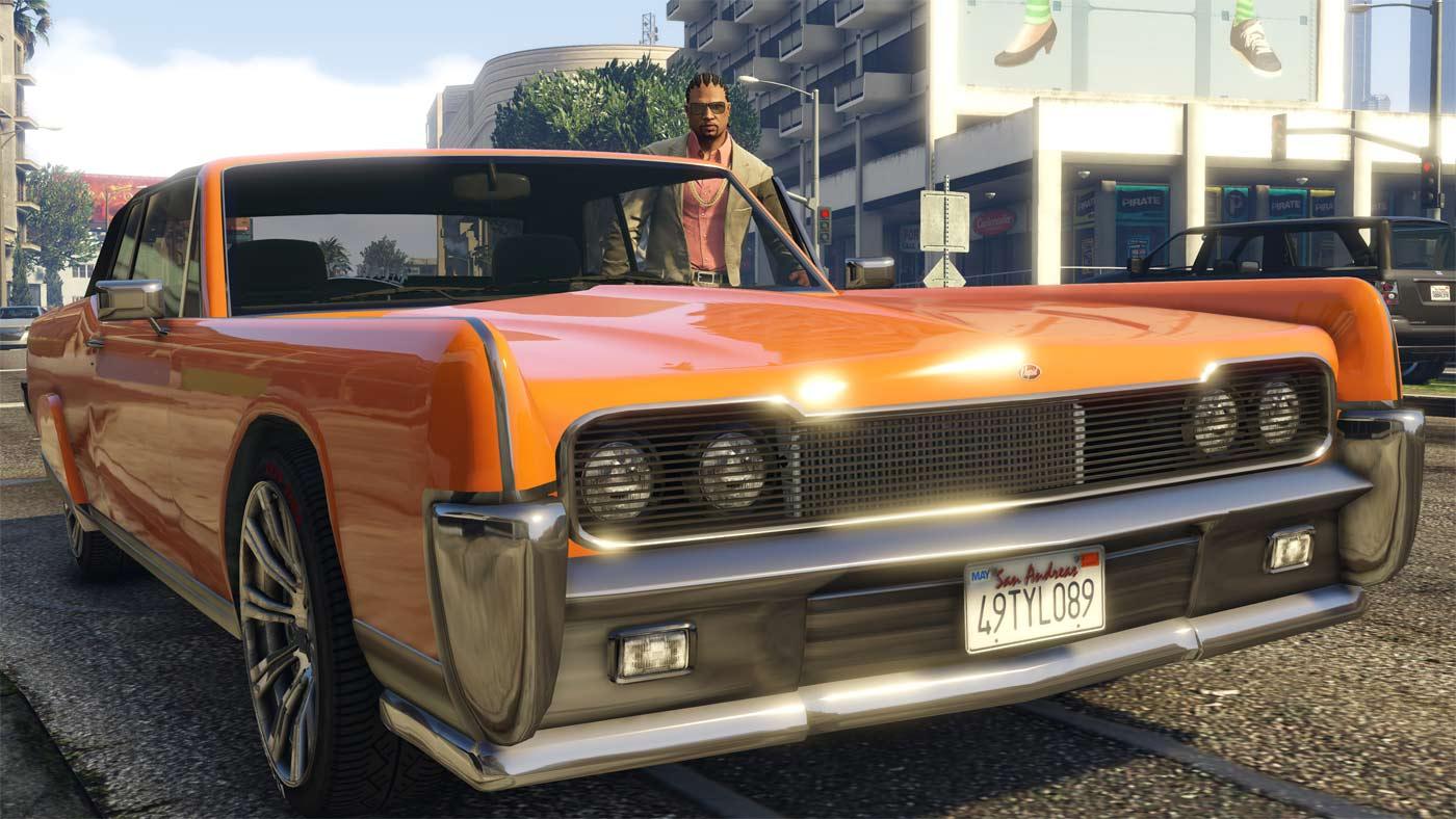 GTA Online - Brudny Szmal 2 DLC