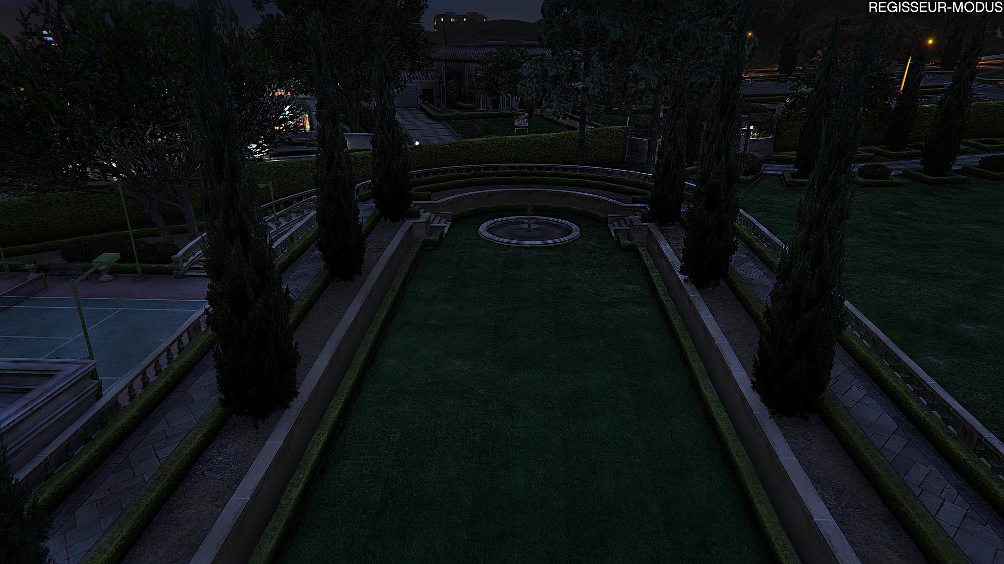 GTA V mod SweetFX