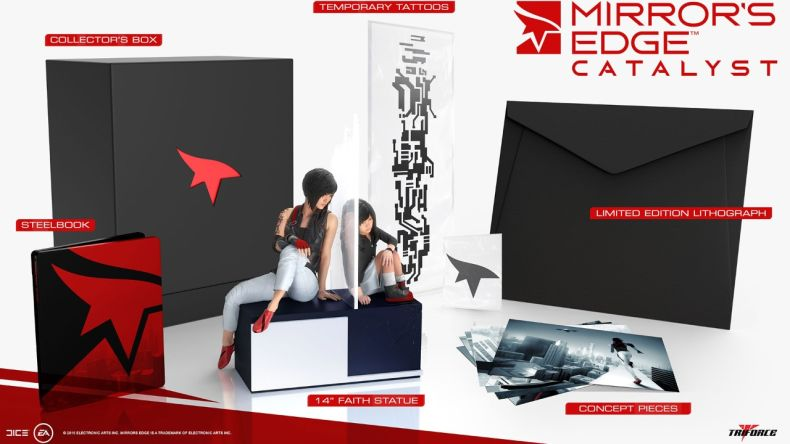 Mirrors Edge EK