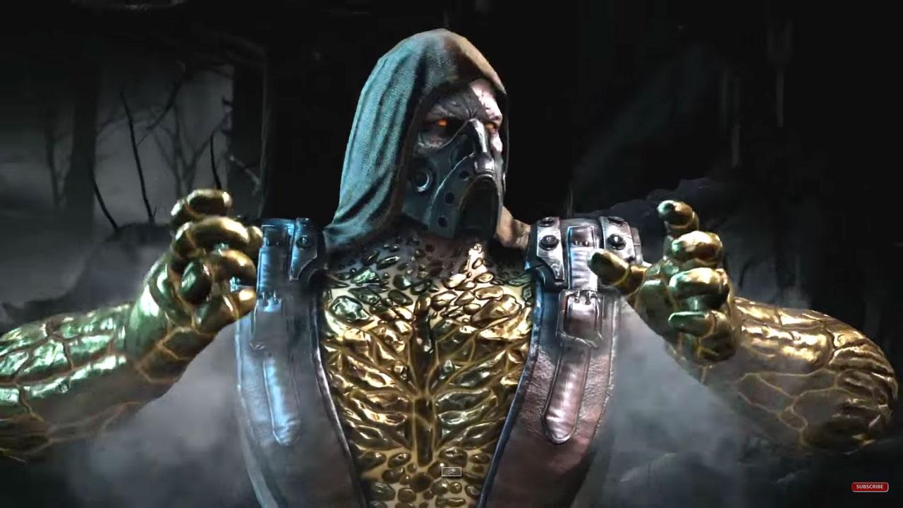 Mortal Kombat X - Tremor