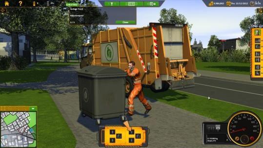 Symulator Śmieciarki 2
