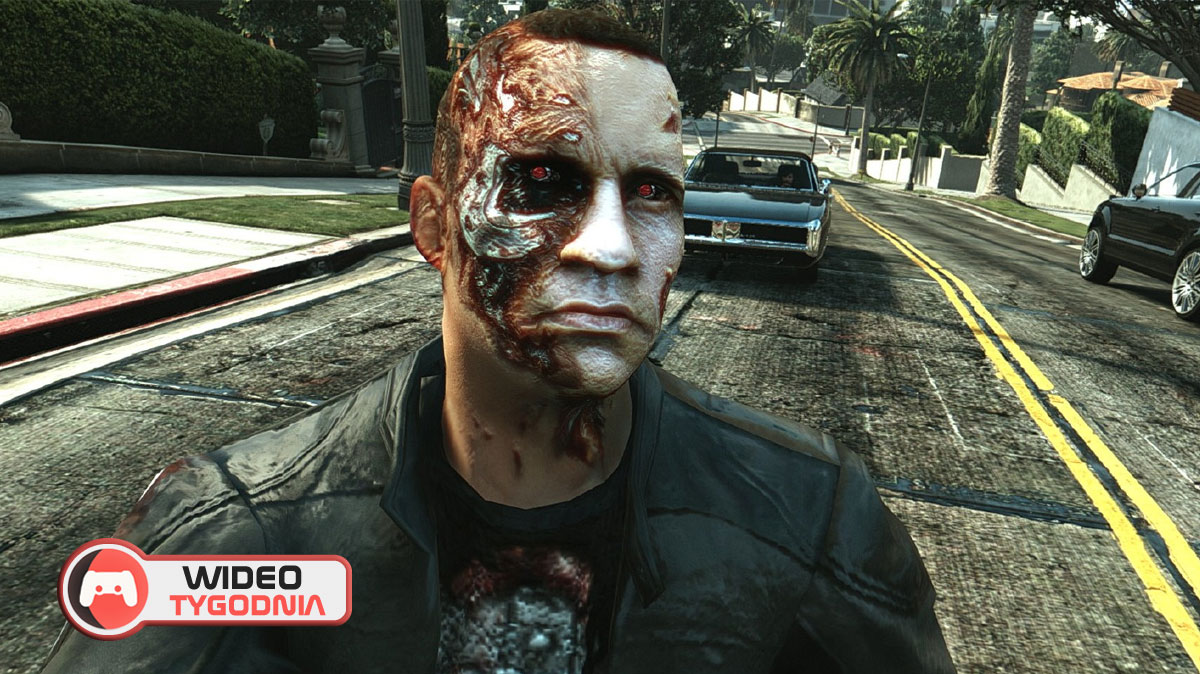 Terminator w GTA V