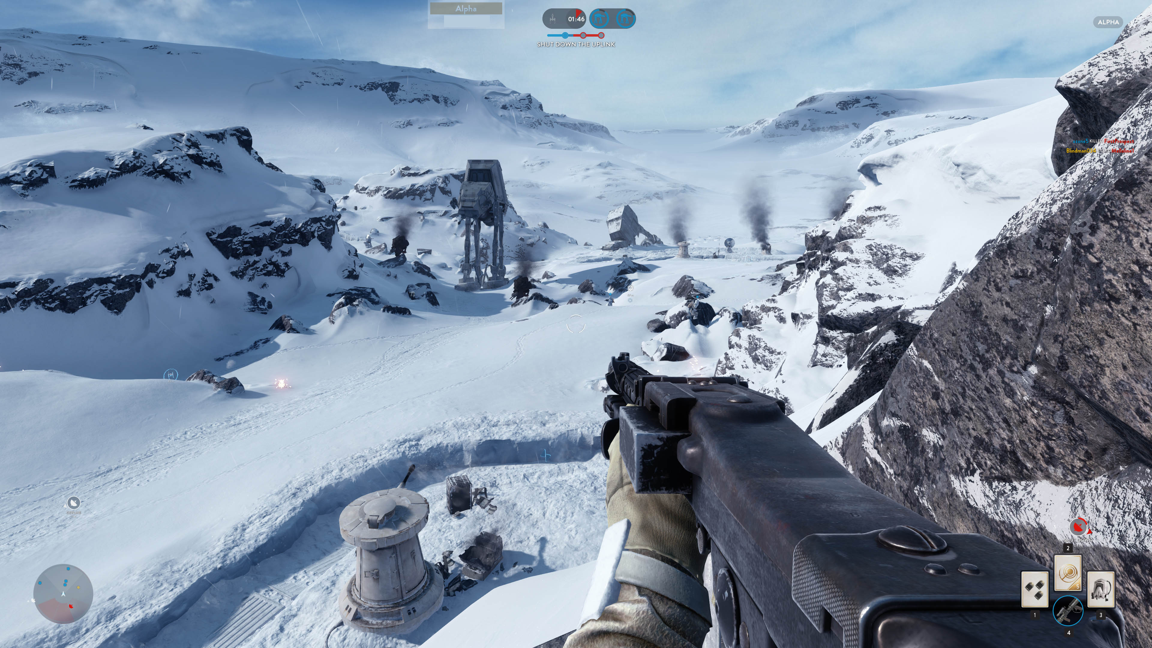 Star Wars: Battlefront 4K