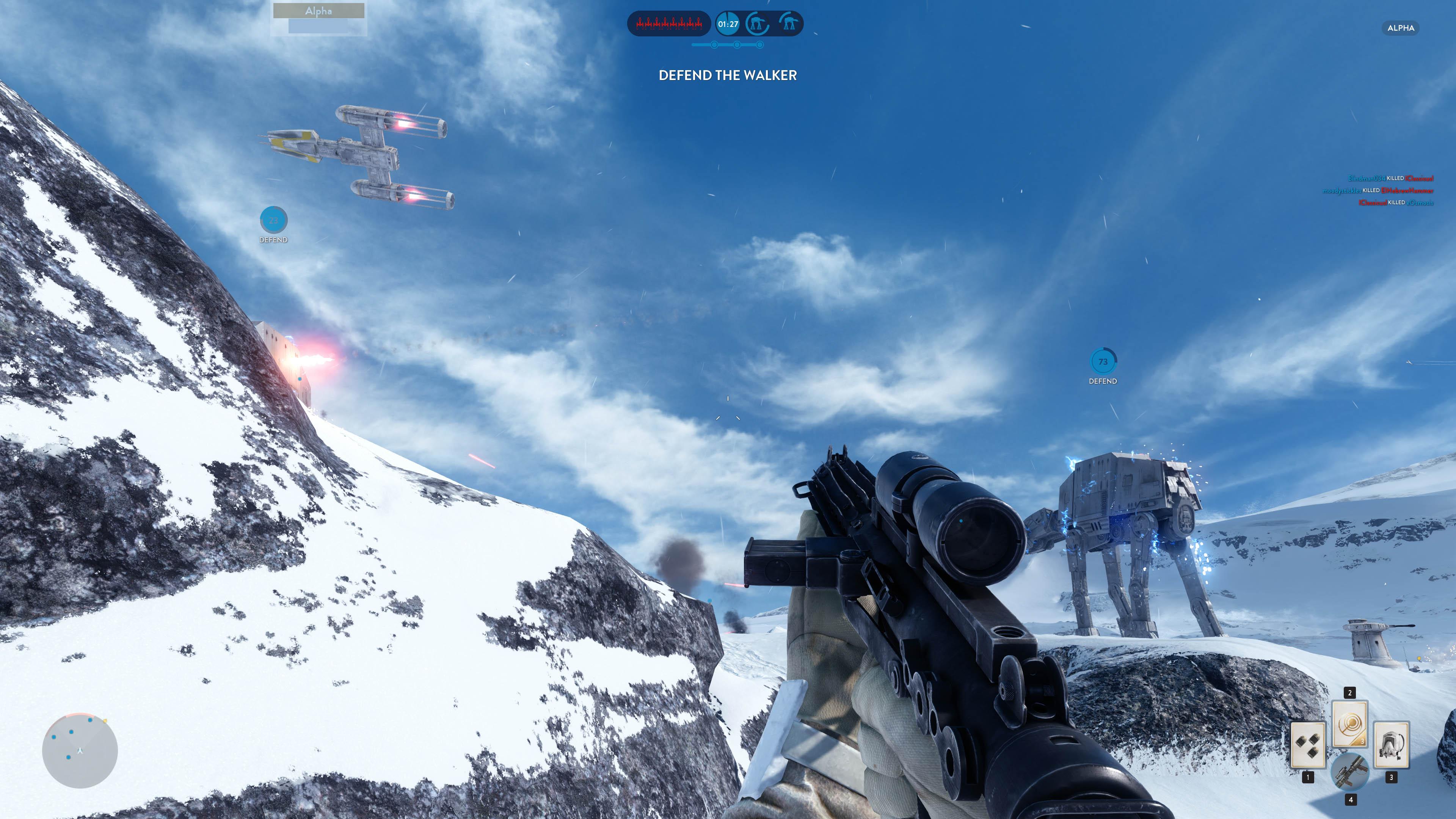 Star Wars: Battlefront 4K