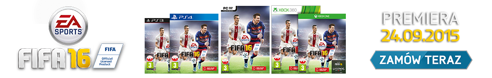 FIFA 16 - promocja