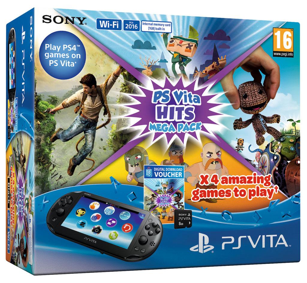 PS Vita Hits Mega Pack