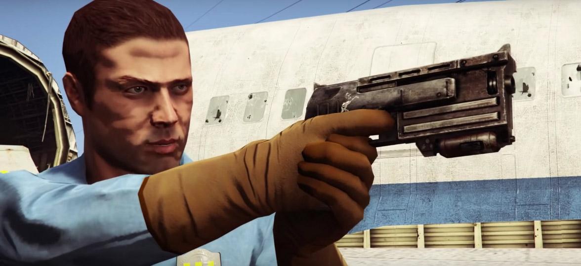 GTA V jako Fallout 4