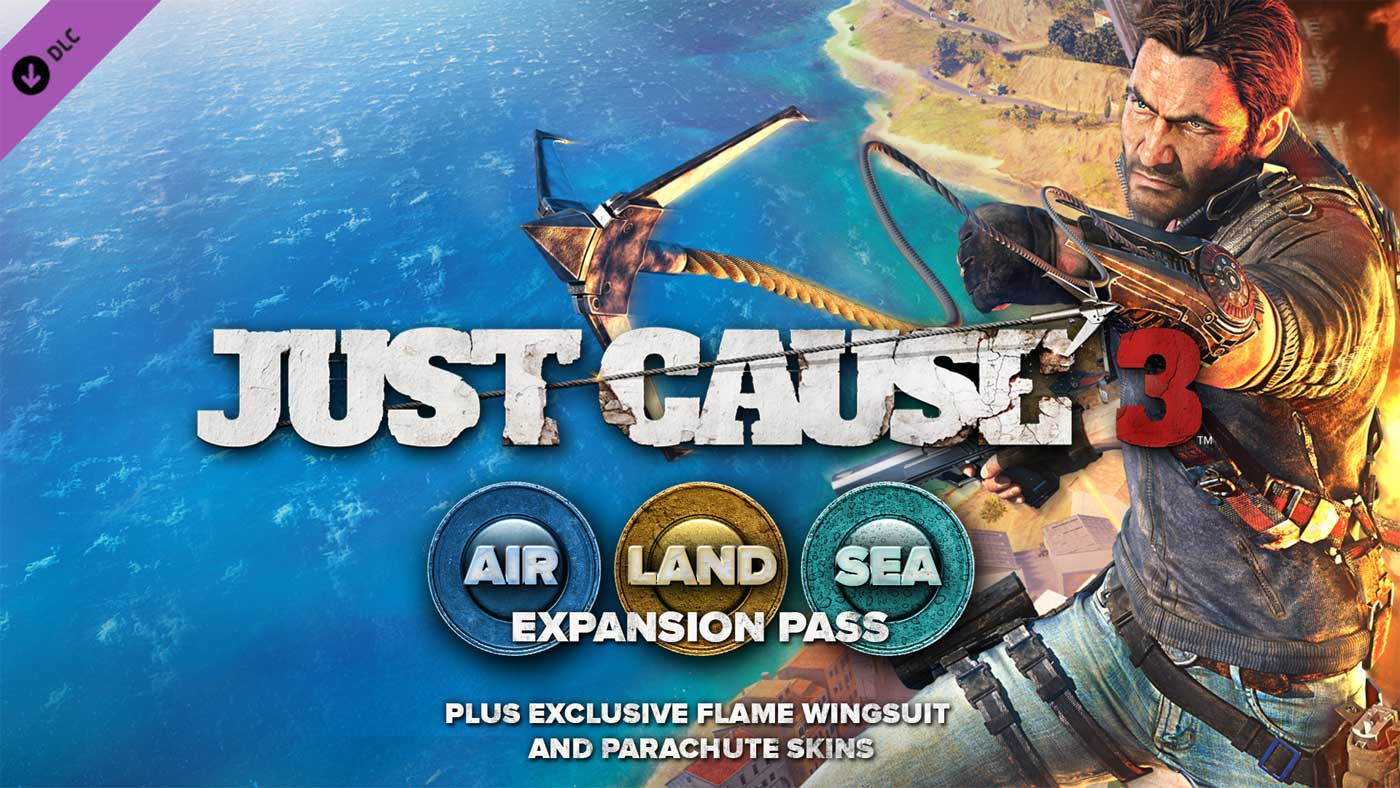 Just Cause 3 - Season Pass