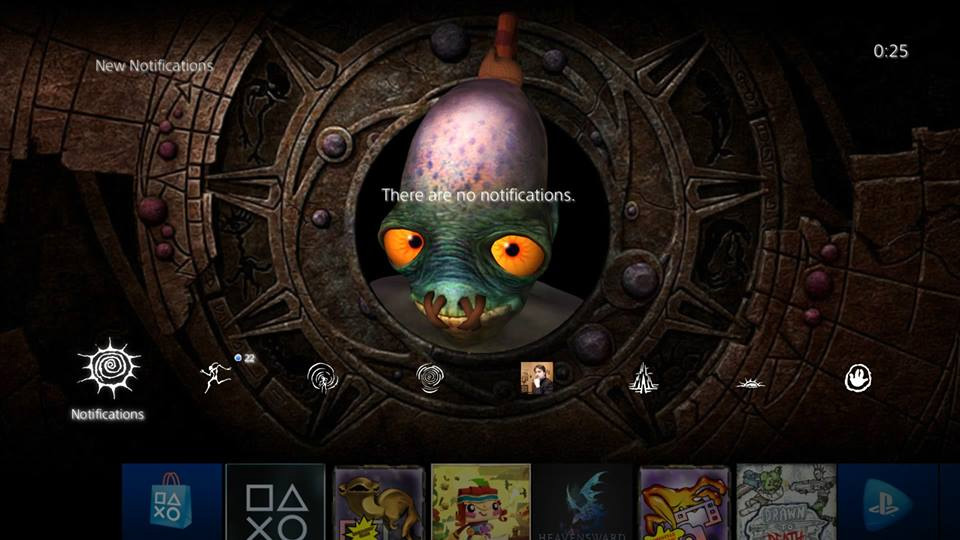 Oddworld: New 'n' Tasty Theme