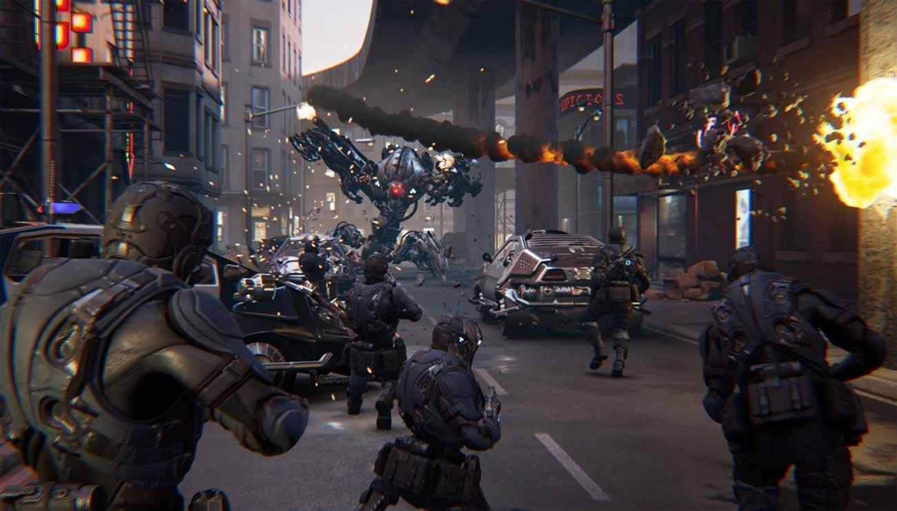 Unreal Engine 4 Showdown