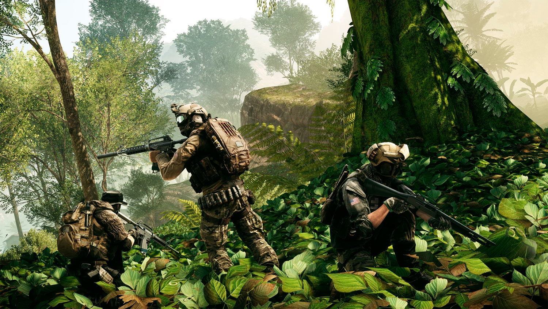 Battlefield 4 - Operacja Wirus