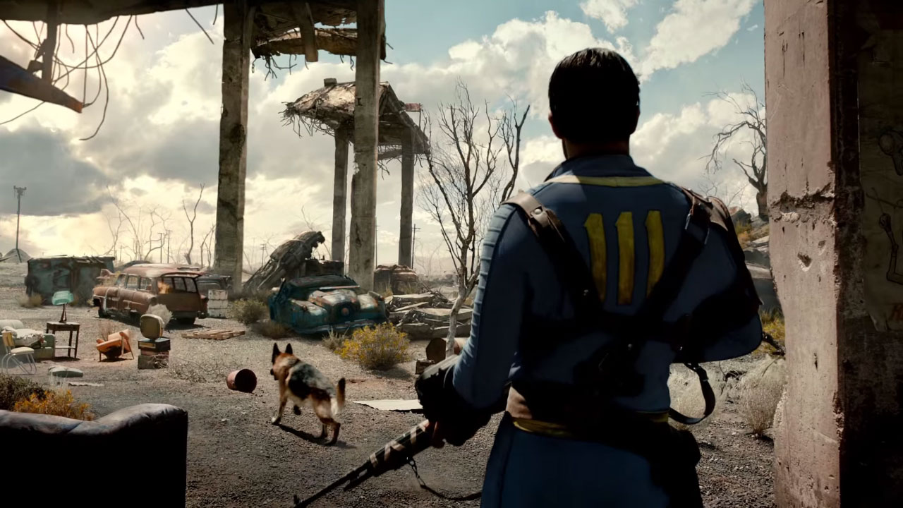 Fallout 4 Live Trailer