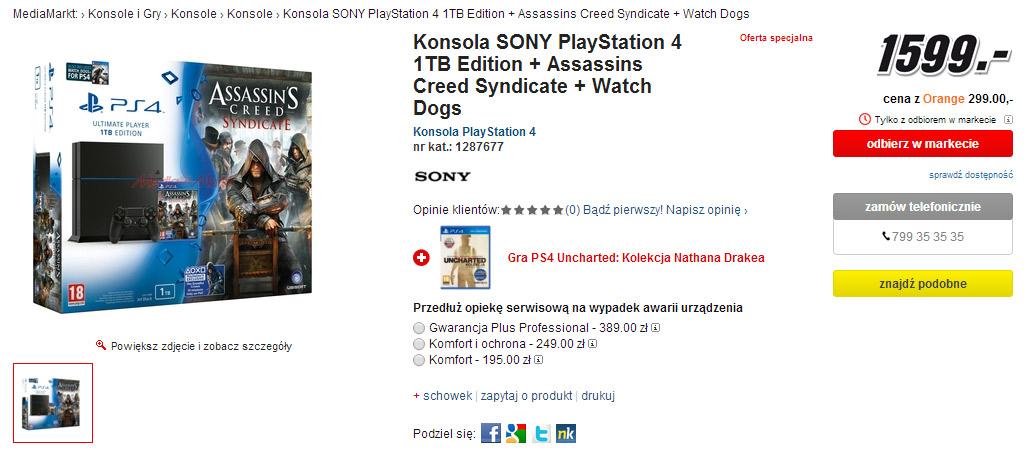 PlayStation 4 - Media Markt