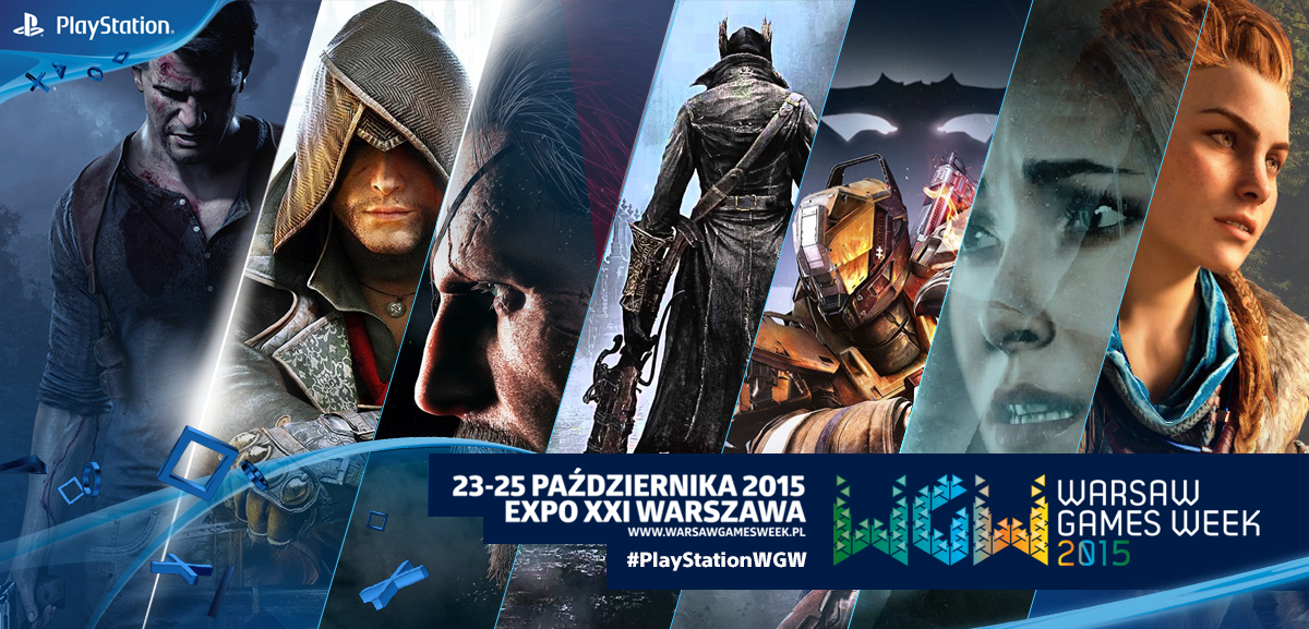 Warsaw Games Week 2015