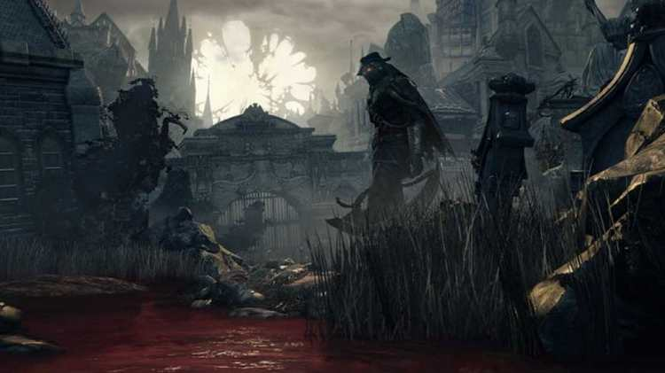 Bloodborne: The Old Huntes