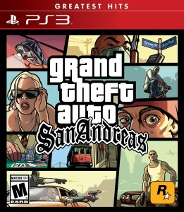 GTA San Andres PS3