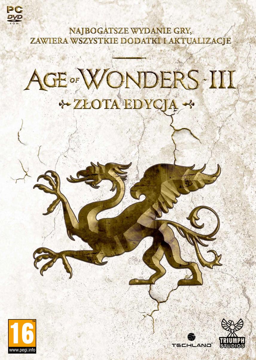 Age of Wonders III Złota Limitowana