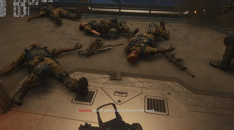 Call of Duty Black Ops III - high