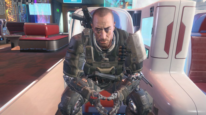 Call of Duty Black Ops III - low