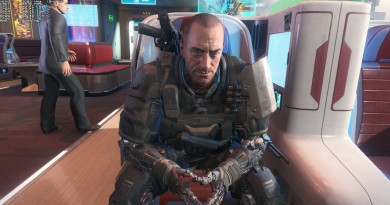 Call of Duty Black Ops III - high