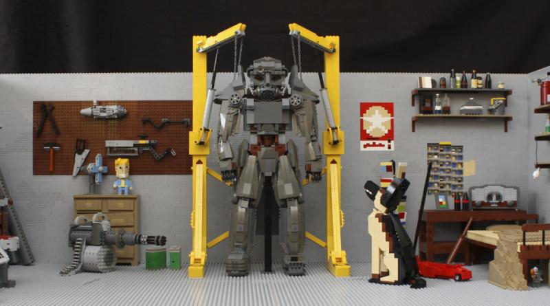 Fallout 4 LEGO