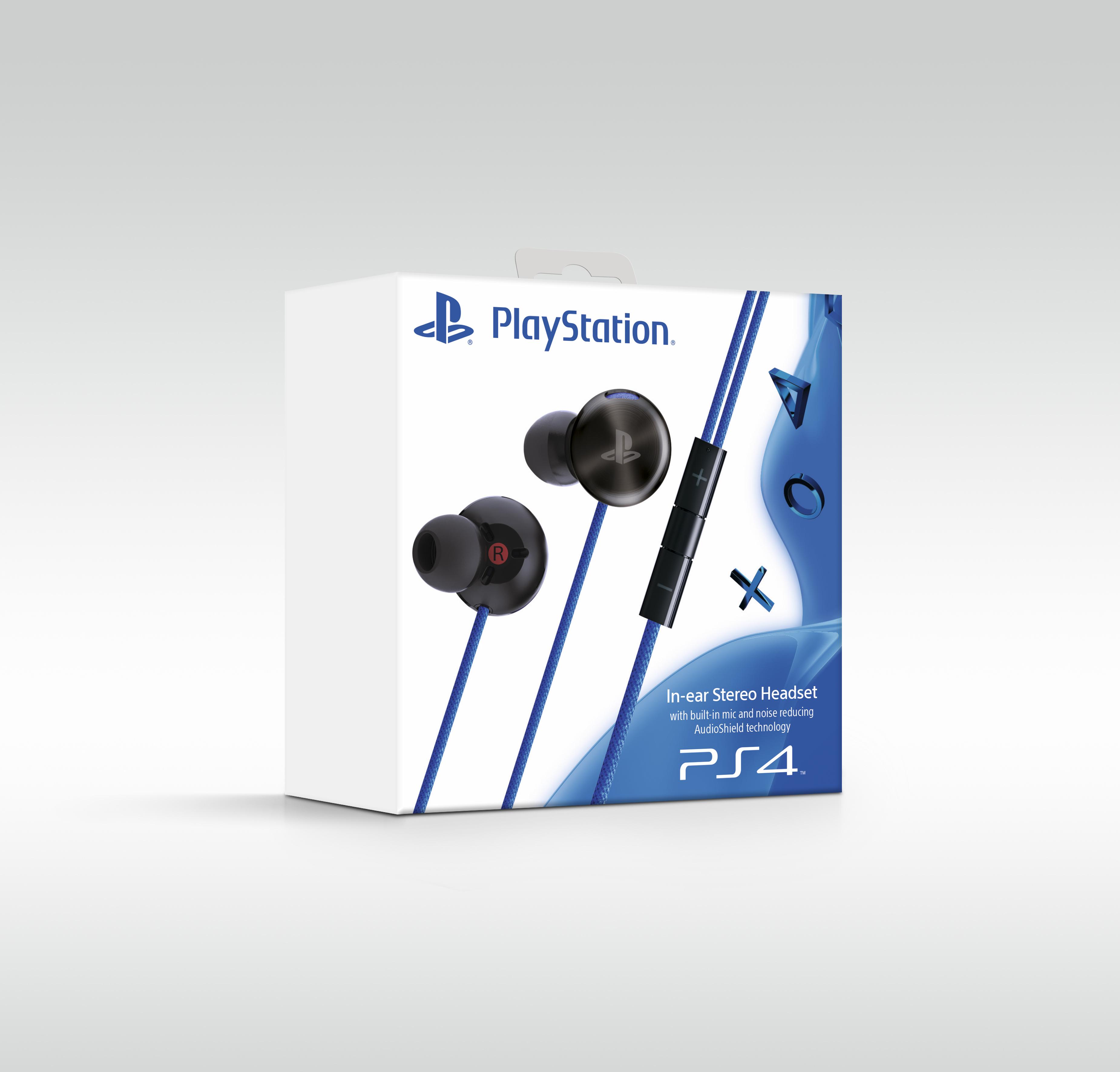 Słuchawki PS4