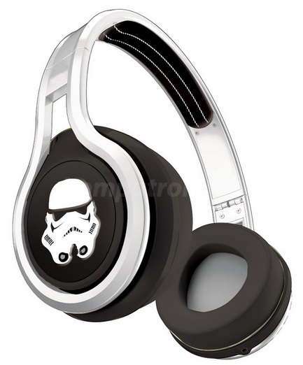 SMS Audio On Ear Wired Street for Star Wars Storm Trooper
