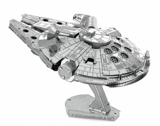 Star Wars Millennium Falcon model