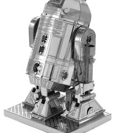 Star Wars R2-D2 model