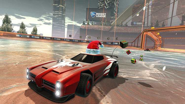 Rocket League – Winter Games