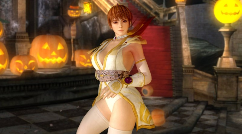 Dead or Alive 5 Kasumi