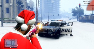 GTA V Christmas