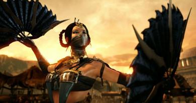 Mortal Kombat X Kitana
