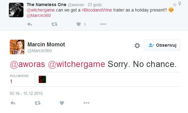 Wiedźmin 3: Krew i Wino