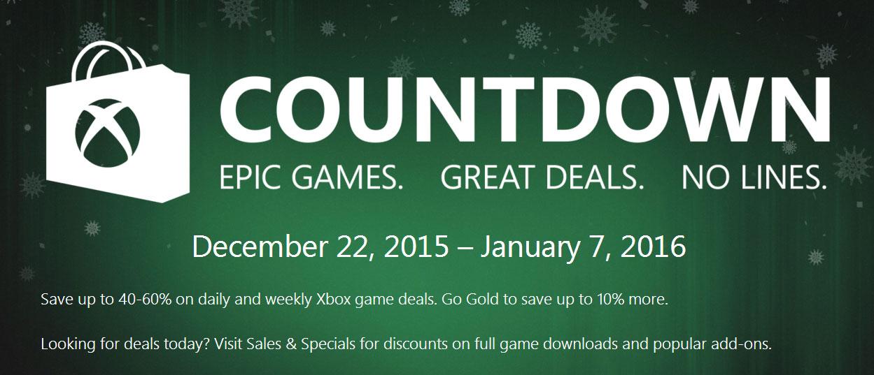 Promocje w Xbox Store