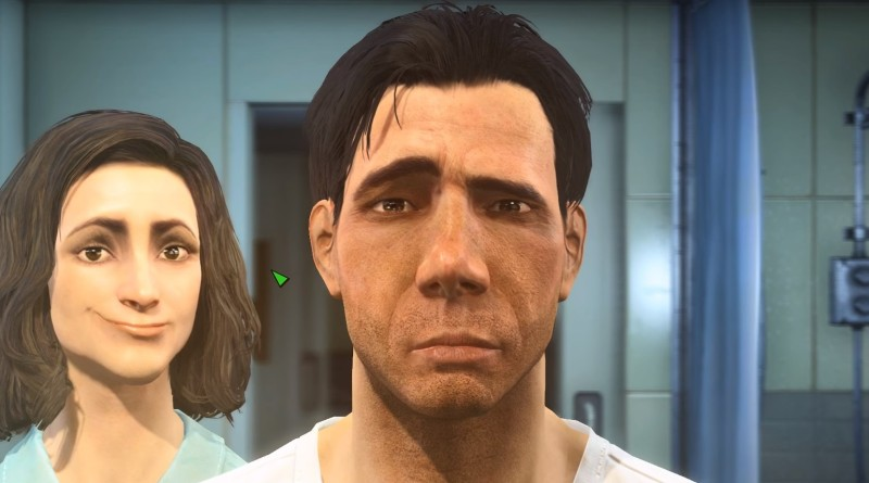 Fallout 4 - Immersive Facial Animations