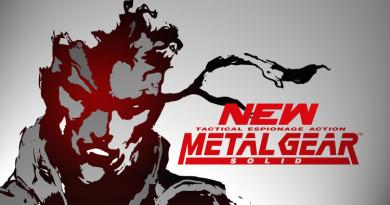 nowy Metal Gear Solid
