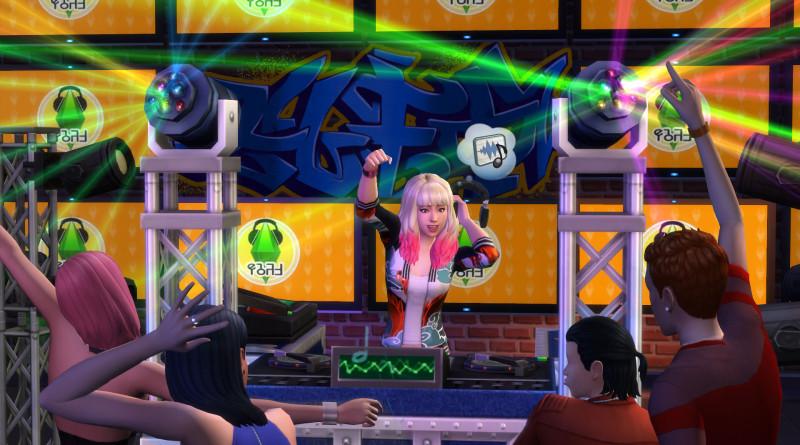 The Sims 4 Spotkajmy się