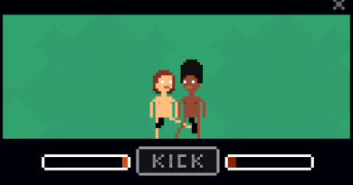 Balls Kicking Simulator 2016