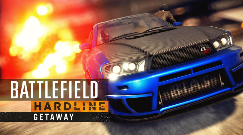 Battlefield Hardline: Ucieczka