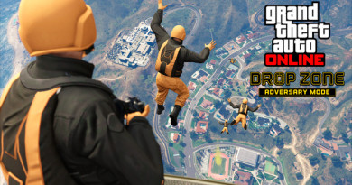 Drop Zone GTA Online