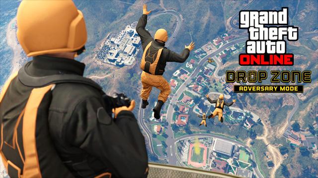 Drop Zone GTA Online