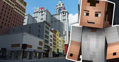 GTA V Minecraft