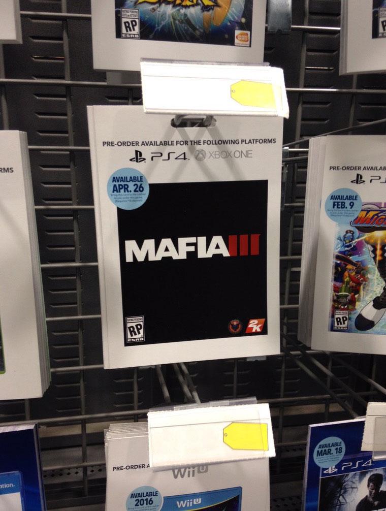 Mafia III data premiery