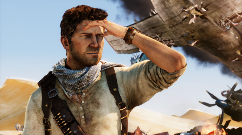 Naughty Dog Uncharted Nathan Drake