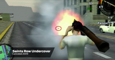 Saints Row Undercover