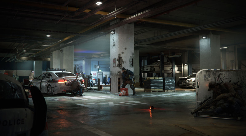 The Division 4K